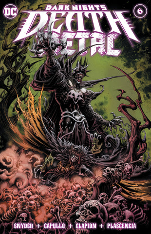DEATH METAL #6 KYLE HOTZ COVER A - LTD 3000 - 12/16/20