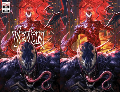 Venom #25 Set of 2 - Derrick Chew - 4/8/20