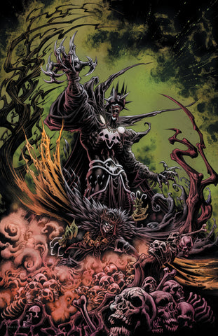 DEATH METAL #6 KYLE HOTZ COVER B - LTD 1500 - 12/16/20