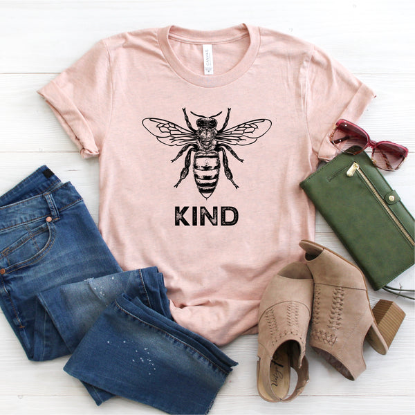 BEE KIND UNISEX SHIRT