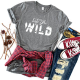 INTO THE WILD UNISEX SHIRT