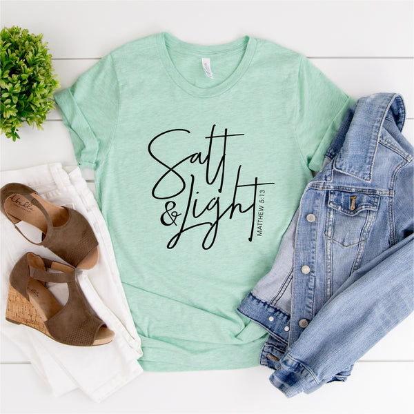 SALT AND LIGHT UNISEX SHIRT