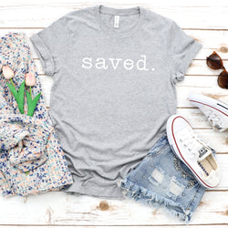 SAVED UNISEX SHIRT