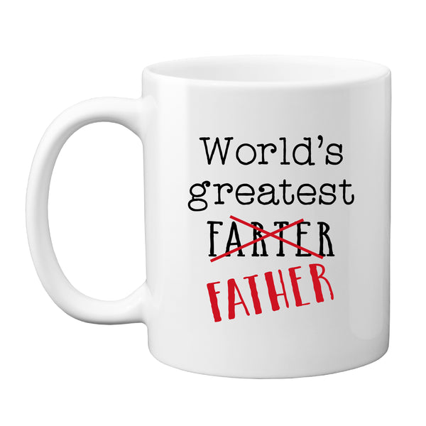 World Greatest Farter Coffee Mug