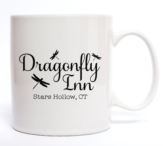 Dragonfly Inn Coffee Mug - Create & Ship