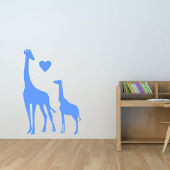 Giraffe Wall Decal - Create & Ship