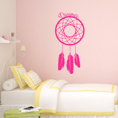 Dreamer Wall Decal - Create & Ship