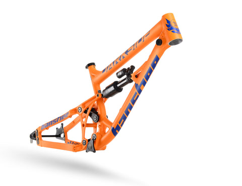 Banshee Darkside frame