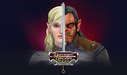Dungeons and Dragons Online : Half-Orc Pack