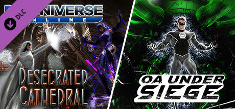 DC Universe Online - Episode 16: Desecrated Cathedral / Oa Under Siege