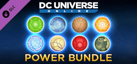 DC Universe Online - Power Bundle