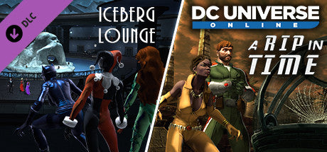 DC Universe Online - Episode 25 : Iceberg Lounge / A Rip In Time