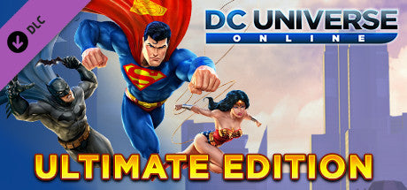 DC Universe Online : Ultimate Edition