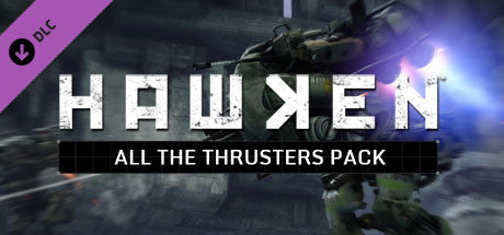 Hawken - All the Thrusters Pack