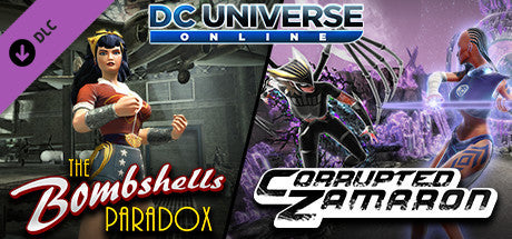 DC Universe Online - Episode 15: The Bombshell Paradox / Corrupted Zamaron