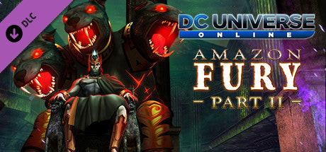 DC Universe Online - Episode 13: Amazon Fury Part II