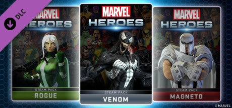 Marvel Heroes 2015 - Venom Pack