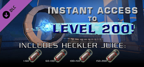 Anarchy Online : Access Level 200 Heckler Juices Pack