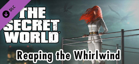The Secret World: Issue 11 - Reaping the Whirlwind - Collector's Edition