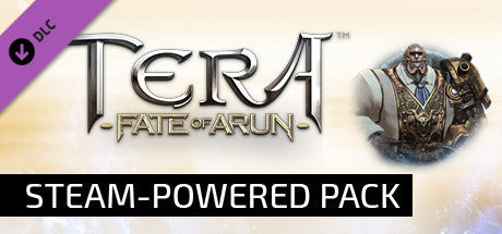 TERA : Steam-Powered Pack