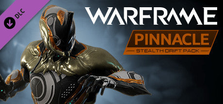 Warframe : Stealth Drift Pinnacle Pack