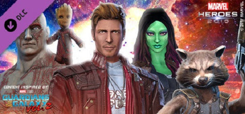 Marvel Heroes 2016 : Guardians of the Galaxy Team Pack Vol. 2