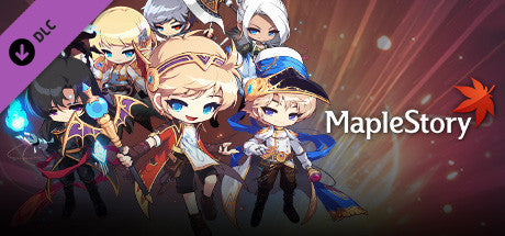 MapleStory : Cosmetic Pack