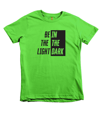 """Be A Light In The Darkness"" Unisex Fit Tee"