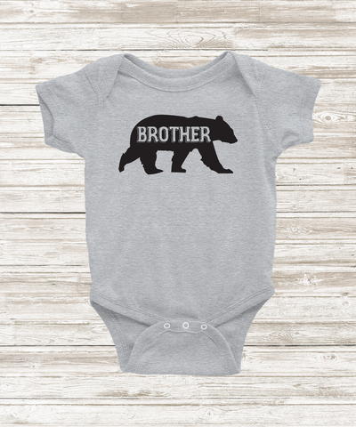 """Brother Bear"" Bodysuit - The Talking Shirt"
