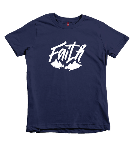 """Faith"" Unisex Fit Tee"