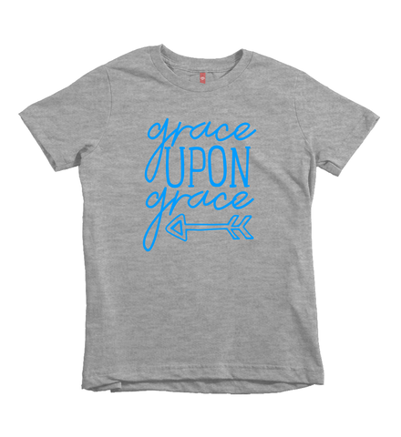 """Grace Upon Grace"" Unisex Fit Tee"