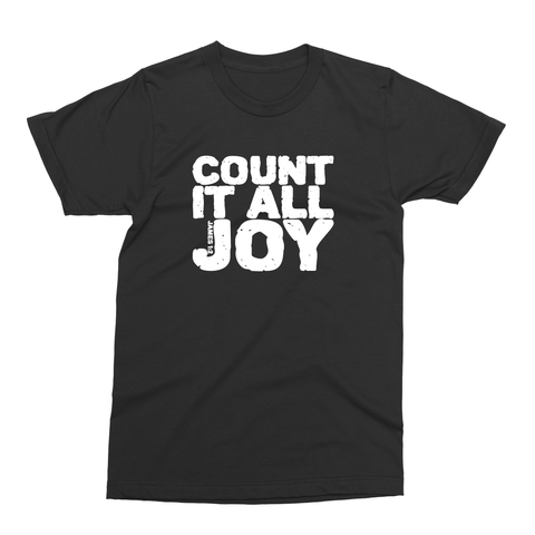 "James 1:2 ""Joy"" Youth Unisex Tee"