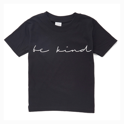 """Be Kind"" Youth Unisex Fit Tee"