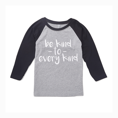 """Be Kind to Every Kind"" Youth Ragan"