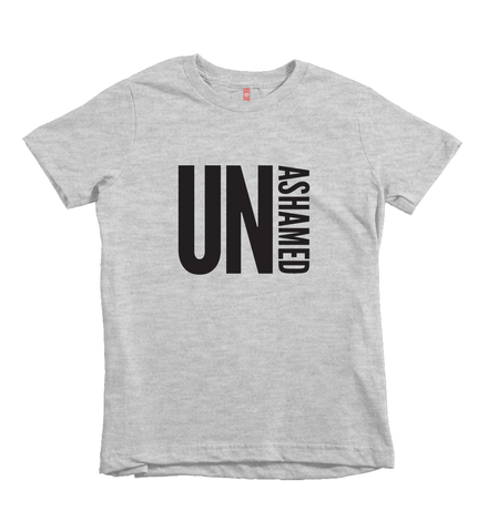 """Unashamed"" Unisex Fit Tee"