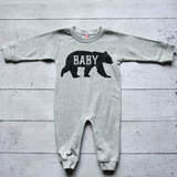 """Baby Bear"" Romper - The Talking Shirt - 2"