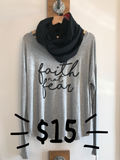 Faith Not Fear FLASH SALE!