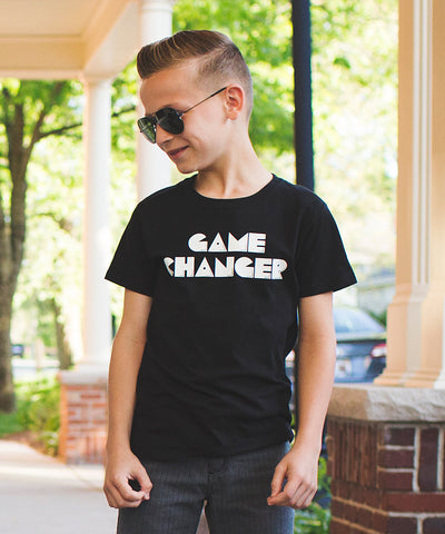 """Gamechanger"" Unisex Fit Tee"