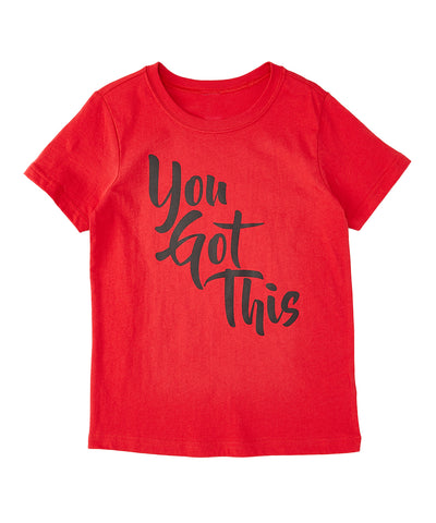 """You Got This"" Youth Unisex Tee"
