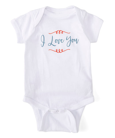 """I Love You"" Bodysuit"