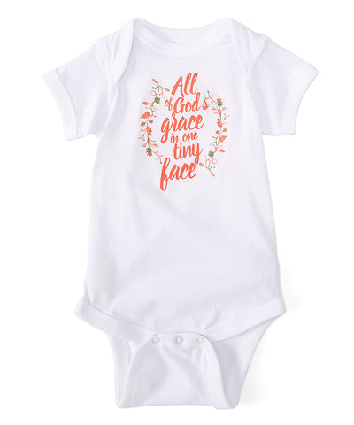 """God's Grace"" Bodysuit"