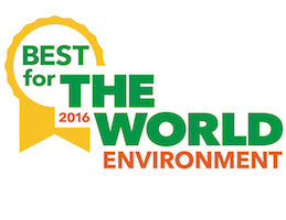 Lafe's Natural BodyCare Honored as Best For Environment, Creating Most Overall Positive Environmental Impact