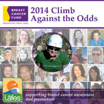 "Lafe's Supports Sherry's ""Climb Against the Odds"""