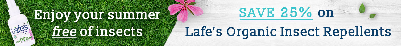 Products - Lafe's Natural BodyCare