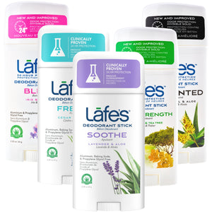 Load image into Gallery viewer, Lafe's Deodorant Stick - Variety 5 Pack