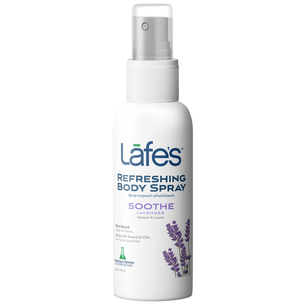 Lafe's Soothe Lavender Refreshing Body Spray