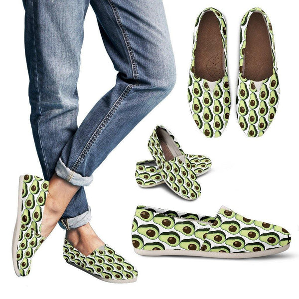 Avocado Lover Casual Shoes