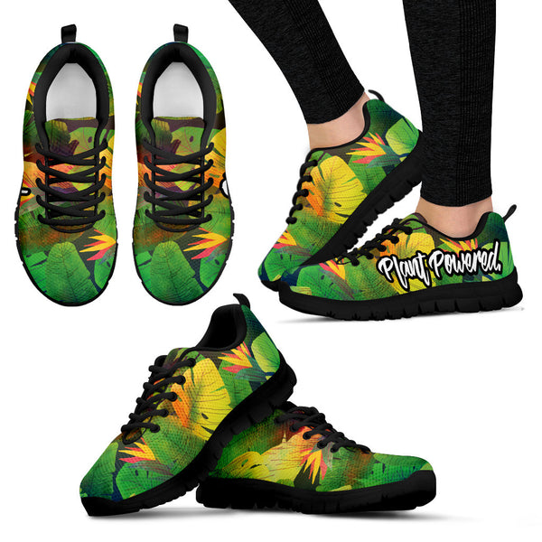 Plant Powered Sneakers