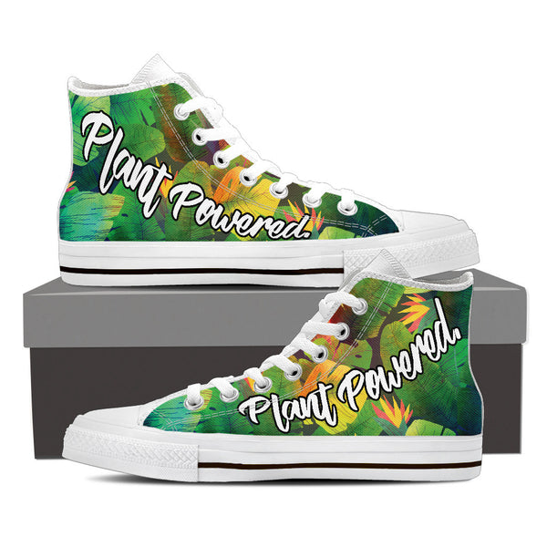 Plant Powered High Tops