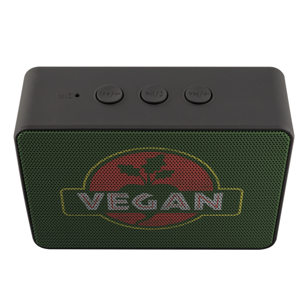 Bluetooth Speaker - Vegan Roots